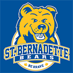 St. Bernadette Logo